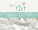 DEADSEA SALT AHAVA