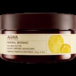 Крем-масло для тела ананас/персик AHAVA Mineral Botanic