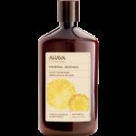 Мягкий крем для душа ананас/персик AHAVA Mineral Botanic